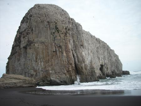 playa la piedra de la iglesia