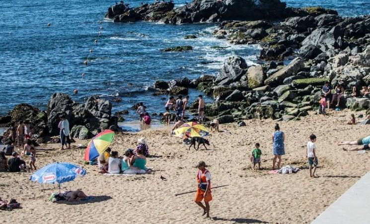 Playas en Valparaíso